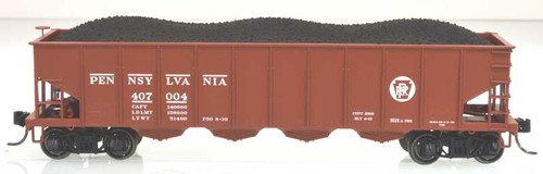 Bowser 41203 Pennsylvania H21a (with Clam Shell Doors) Hopper #407004 HO scale