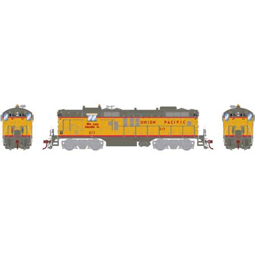 Athearn Genesis 64245 Union Pacific GP9 DCC/Sound #217 HO