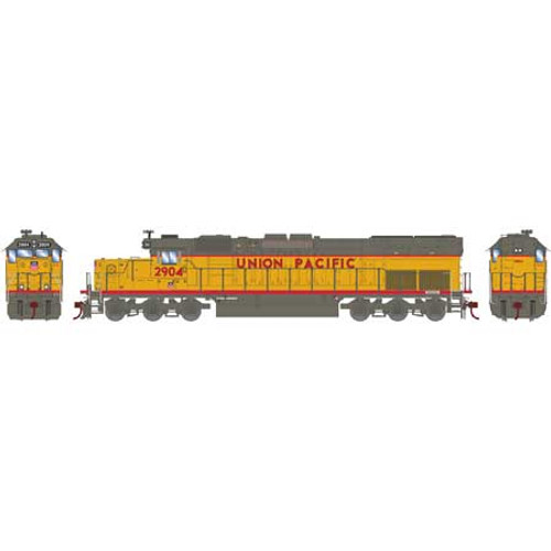 Athearn RTR 86804 Union Pacific SD40T-2 #2904 DCC/Sound HO