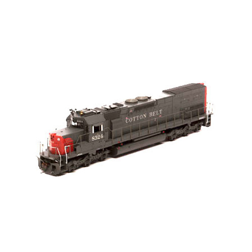 Athearn RTR 86707 SSW Cotton Belt SD40T-2 #8324 DC HO