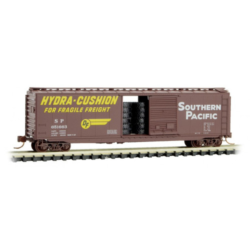 Micro-Trains 031 00 522 Southern Pacific SP 50' Standard Box Car #651663 N scale