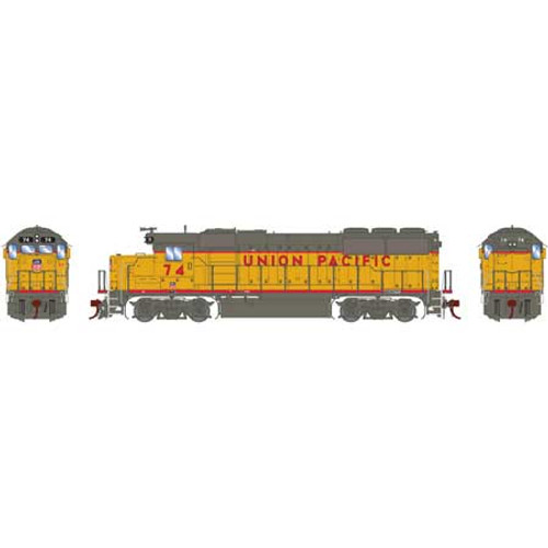Athearn Genesis 65797 UP GP50 DCC Sound #74 HO