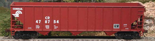 Bowser 40212 Conrail 100 Ton 3-bay Hopper #479021 RTR HO scale