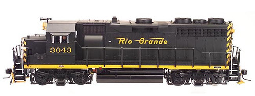 Atlas O 1127-1 D&RGW GP-35 #3039 3-rail TMCC/sound