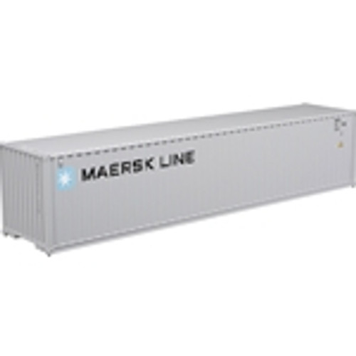 Atlas HO 20005038 Maersk Line 40' Standard-Height Container set #1 3-pack