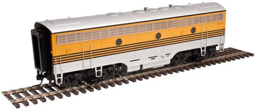 """Atlas O 30134026 Rio Grande F7B """"early"""" #5583 3-rail powered"""