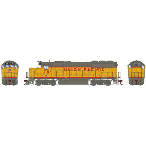 Athearn Genesis 65698 Union Pacific GP50 #78 DC HO
