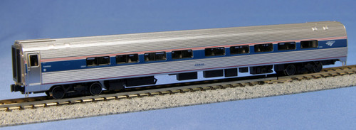 KATO N scale 156-0951 Amtrak Amfleet II Coach Phase VI #25024