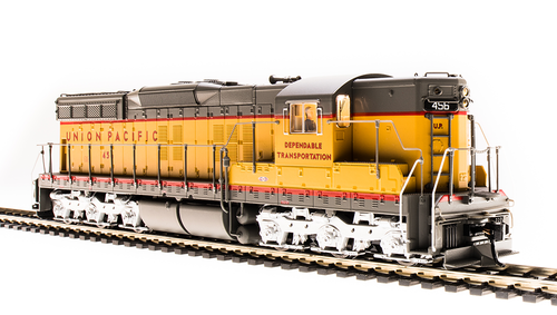 "BLI 5791 EMD SD7, UP 456, ""Dependable Transportation"", Paragon3 Sound/DC/DCC, HO"