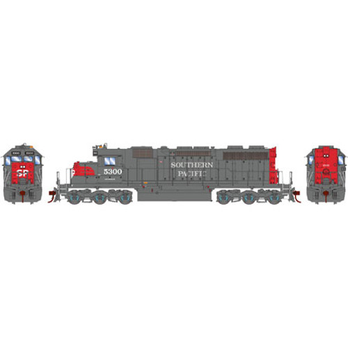 Athearn RTR 64394 Southern Pacific (1990's Version) SD39 DC #5300 HO