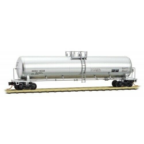 Micro-Trains 110 00 380 Dept of Defense 56' tank car #14332 N scale