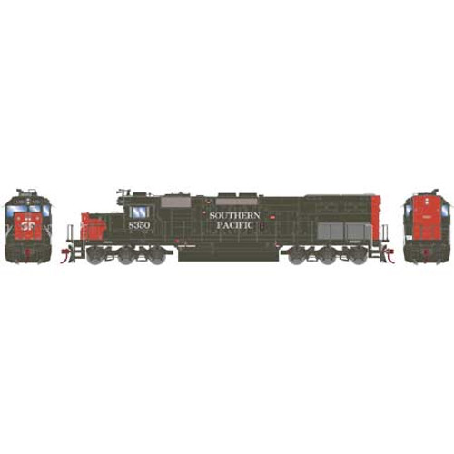 Athearn RTR 86796 Southern Pacific SP SD40T-2 #8350 DCC/SOUND HO