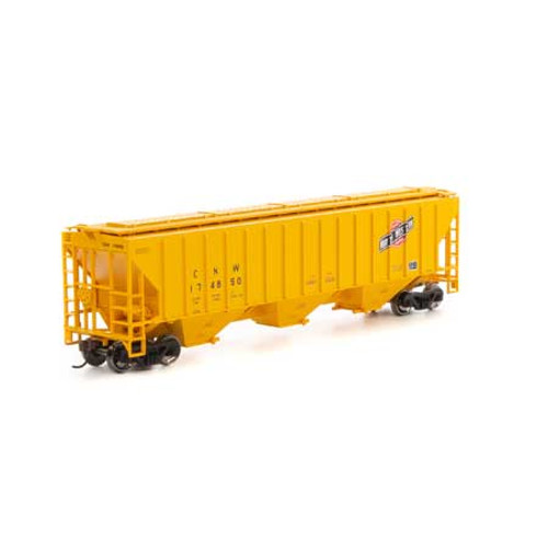 Athearn RTR 18769 CNW PS 4740 Covered Hopper #174850 HO