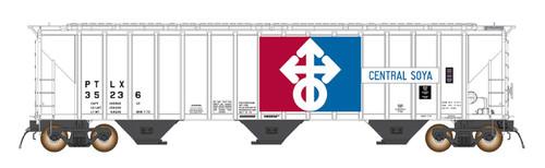 Intermountain 472251-01 Central Soya 4785 CF Hopper #35236  HO