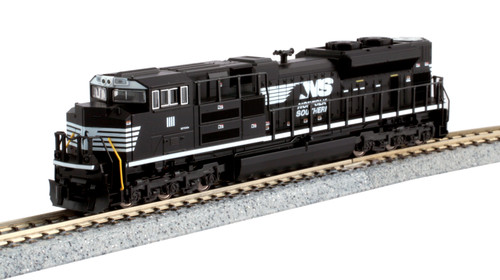 Kato N Scale 176-8515-LS Norfolk Southern SD70ACe #1111 DCC Sound