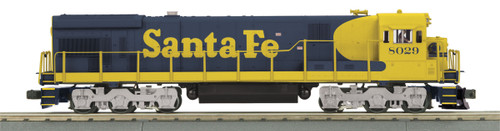 RailKing 30-20087-1 Santa Fe C30-7 with PS3 sound O scale 3-rail