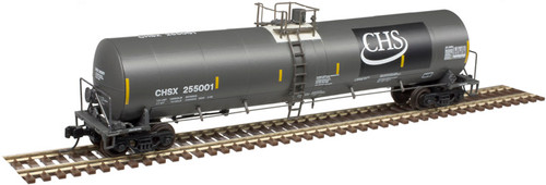 Atlas N scale 50004358 CHS 25,500 gal. Tank Car #255014
