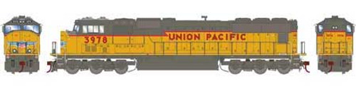 Athearn Genesis 70626 UP Union Pacific Ex-SP SD70M #3978 DCC & Sound HO