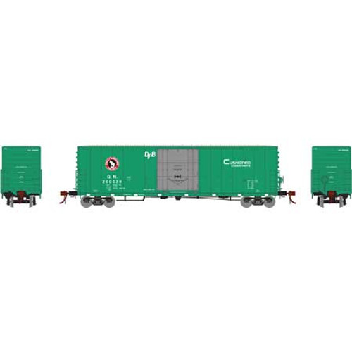 Athearn Genesis 26785 Great Northern 50' PC&F Welded Box Car #200029 HO