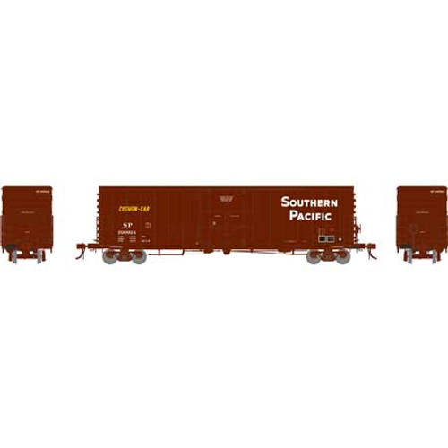 Athearn Genesis 26797 Southern Pacific SP (Small Herald) 50' PC&F Riveted Box Car #3 HO