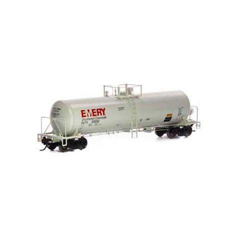 Athearn Genesis 40166 GATC 20,000 gal. GS Tank Car GATX/Emery #29332 HO