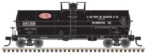 Atlas HO 20004673 Dupont 11K Tank Car #3509