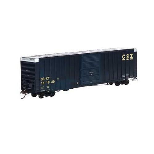 Athearn RTR 72763 ANR 60' Hi-Cube Box Car #640 HO
