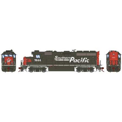 Athearn Genesis 65154 SP Southern Pacific GP40-2 #7644 DCC Sound HO