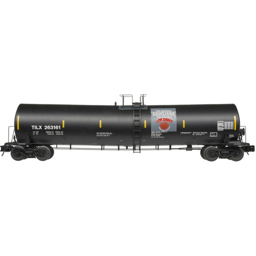 Atlas N scale 50005688 TILX Louisiana Hot Sauce Trinity 25,500 fat Tank Car #261905