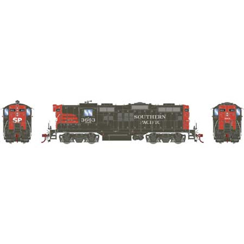 Athearn Genesis 78182 SP Southern Pacific GP9 DC #3663 HO