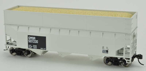Bowser 42599 Gulf & Mississippi 70T Rib Side Wood Chip #501601 HO scale
