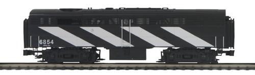 M-T-H O scale 20-20306-3 Canadian National FA-2 B Non-Powered Hi-Rail Wheels 3-rail