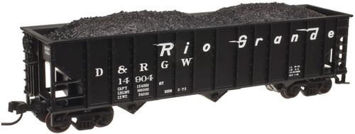 Atlas N 50001848 D&RGW 90-ton Hopper #14920
