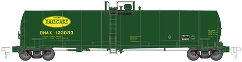 Atlas N 50002069 Dana Railcare ACF 23,500 tank car #123033