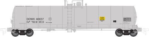 Atlas N 50002073 Dow Chemical ACF 23,500 tank car #40037