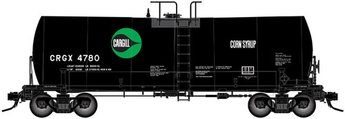 Atlas N 50002085 Cargill Trinity 17,600 gal. tank car #6231