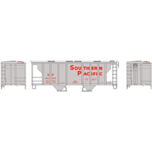 roundhouse 96167 sp ps 2 2 bay cov hopper 401109 ho