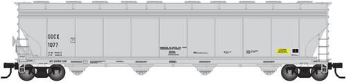 Atlas N 50002466 Georgia Gulf Plaquemine ACF 5701cf Covered Hopper #1184