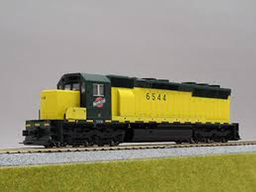 Kato HO 37-1741 Chicago North Western SD45 HO #6544 DC