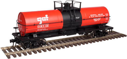 Atlas O 3006510-1 GAF 11,000 gal. Tank Car #131 2-rail