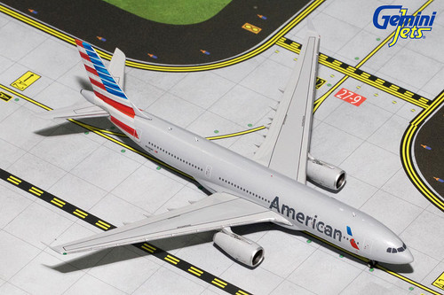 Gemini Jets GJAAL1549 American A330-200 N290AY 1:400