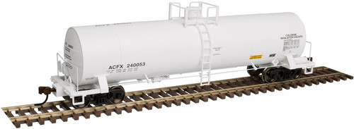 Atlas HO 20003442 ACFX 17,360 Chlorine Tank Car #240053