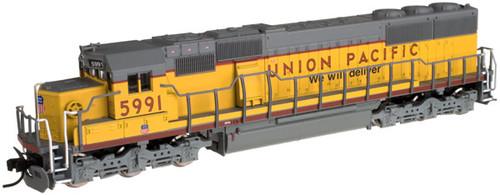 Atlas N 49152 Union Pacific SD-60 #5985 DCC
