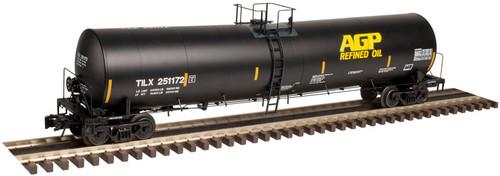 Atlas O 3006009-06 AGP Refined Oil 25,500 gal. tank car #251172 2-rail