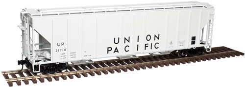 Atlas O 3002363-03 Union Pacific UP #21825 PS 4427 Low Side Hopper 2-rail