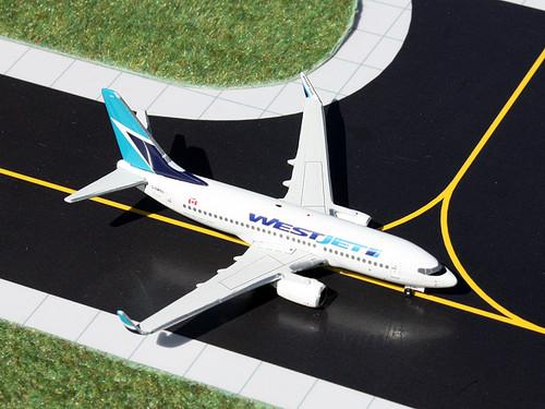 Gemini Jets GJWJA1299 West Jet 737-700 C-GWSO