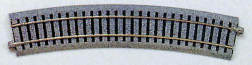"Kato 2-220 24"" radius Curved UniTrack HO 4-pack"