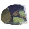 ABODE, BIVVY, BROLLY, UMBRELLA, MOSQUITO, MOZZI, MESH, INSECT, OVER, WRAP, PANEL
