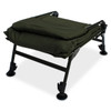 Abode ST Carp Fishing Tackle Oxford Camping Recliner Chair