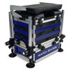 Match, Station, AS7, Drawer, Alloy, Pro, Sport, Seat, Box, seatbox, fishing, tackle, back, rest